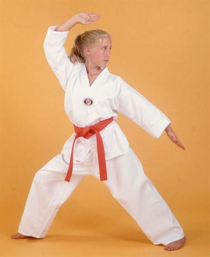 Macho Taekwondo Uniform